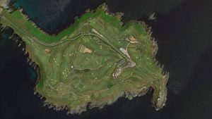 a) OLD HEAD b) CAPE KIDNAPPERS c) OLD MACDONALD