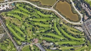 a) THE OLYMPIC CLUB b) WINGED FOOT c) OAKLAND HILLS
